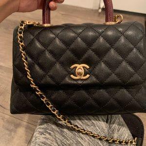 Chanel coco Caviar 9.5